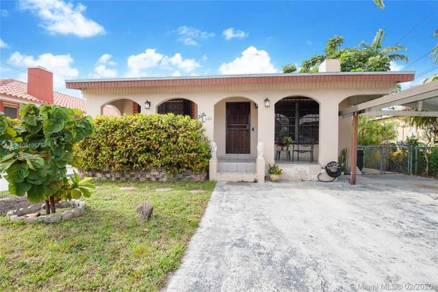 440 Tamiami Canal Rd, Miami, FL 33144 (MLS #A10810575) :: Green Realty Properties