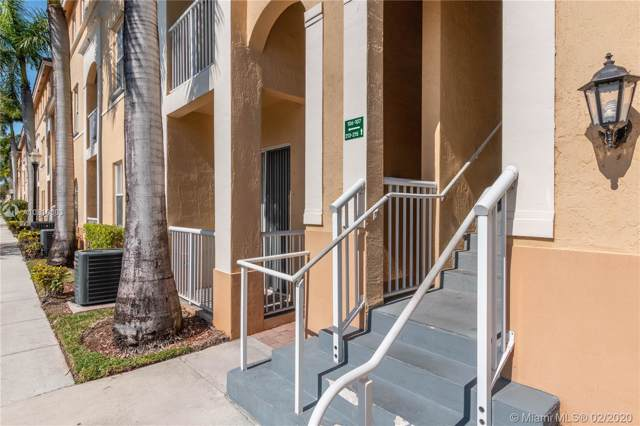 4371 SW 160th Ave #213, Miramar, FL 33027 (MLS #A10810603) :: Green Realty Properties