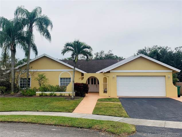 11802 SW 59th Ct, Cooper City, FL 33330 (MLS #A10810638) :: Castelli Real Estate Services