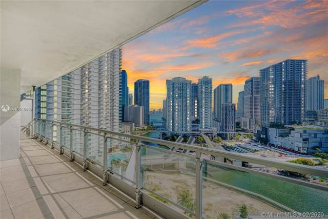 90 SW 3rd St #2215, Miami, FL 33130 (#A10810802) :: Real Estate Authority