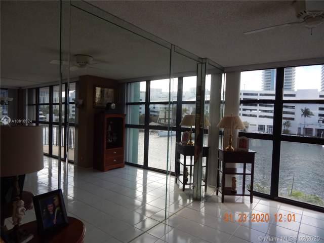 400 Leslie Dr #320, Hallandale, FL 33009 (MLS #A10810924) :: Castelli Real Estate Services