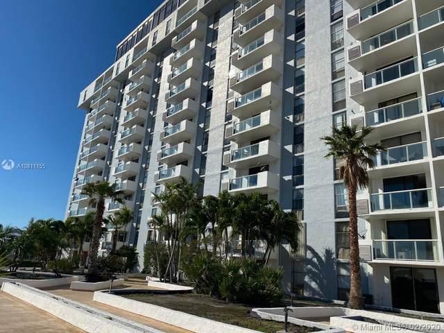 13499 Biscayne Blvd #412, North Miami, FL 33181 (MLS #A10811155) :: Grove Properties