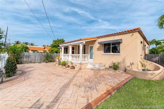 1711 SW 14TH TERRACE, Miami, FL 33145 (MLS #A10811156) :: Prestige Realty Group