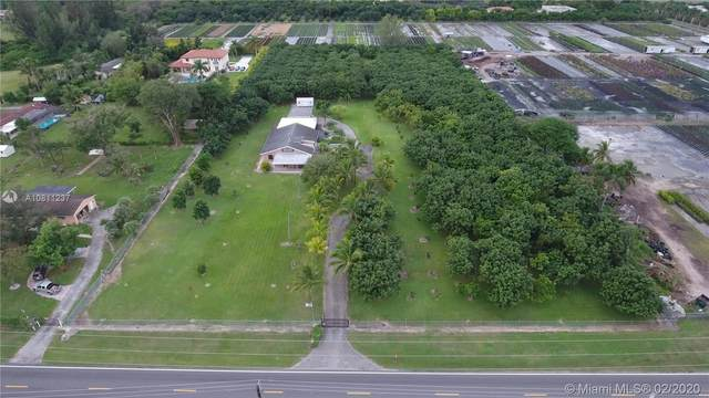 25000 SW 147th Ave, Homestead, FL 33032 (MLS #A10811237) :: Green Realty Properties