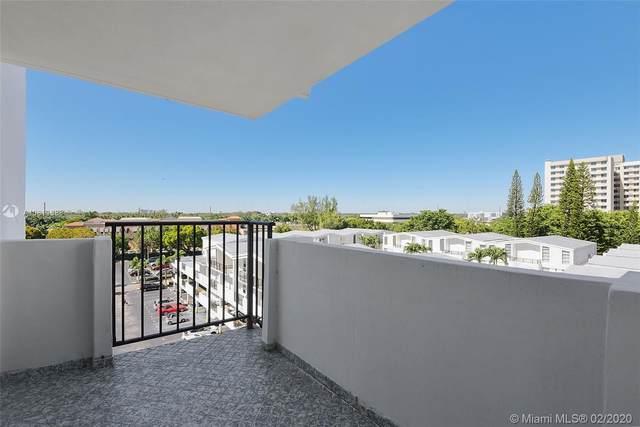 2750 NE 183rd St #605, Aventura, FL 33160 (MLS #A10811388) :: Green Realty Properties