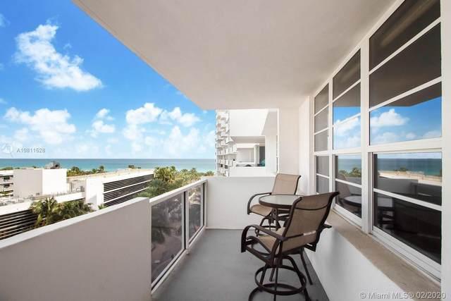 100 Lincoln Rd #702, Miami Beach, FL 33139 (MLS #A10811528) :: The Paiz Group