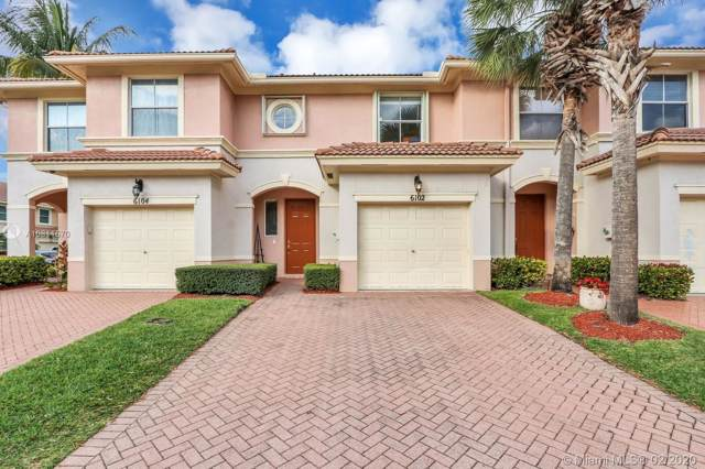 6102 Seminole Gardens Cir #6102, Riviera Beach, FL 33418 (MLS #A10811570) :: Berkshire Hathaway HomeServices EWM Realty