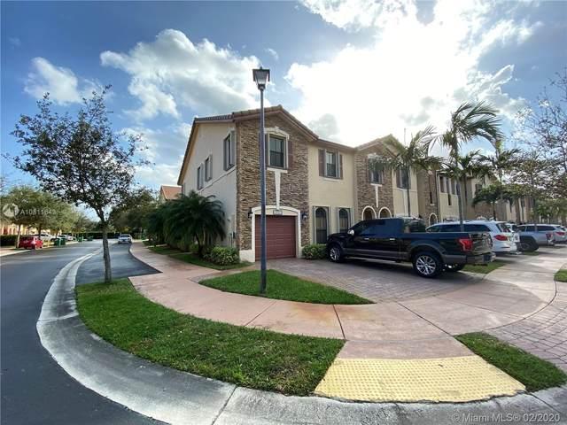 10282 NW 31st Terr #0, Doral, FL 33172 (MLS #A10811643) :: Berkshire Hathaway HomeServices EWM Realty