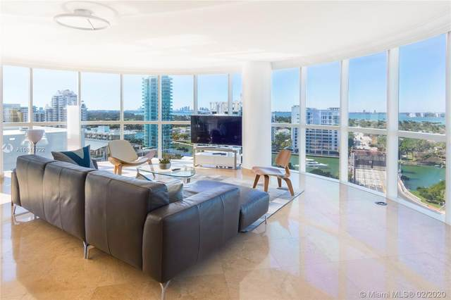 6301 Collins Ave #1705, Miami Beach, FL 33141 (MLS #A10811722) :: The Paiz Group