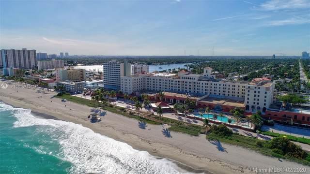 101 N Ocean Dr #777, Hollywood, FL 33019 (MLS #A10811740) :: The Paiz Group