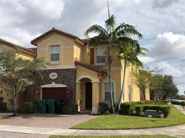 8607 NW 113th Ct #8607, Doral, FL 33178 (MLS #A10811783) :: Berkshire Hathaway HomeServices EWM Realty