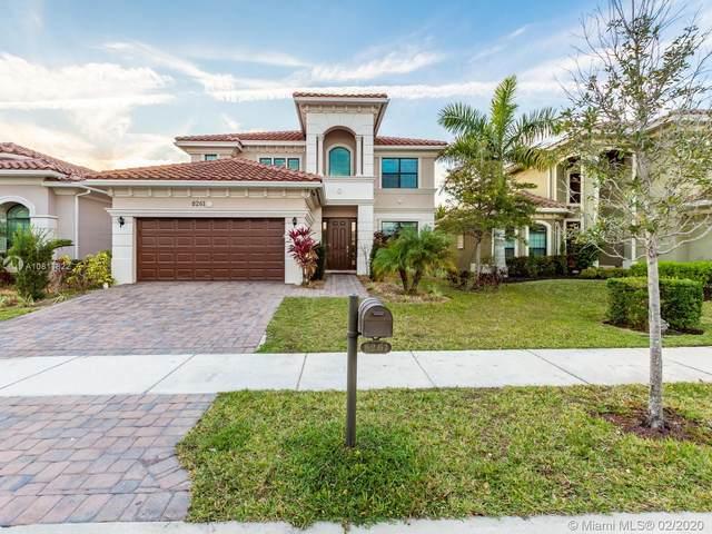 8261 Canopy Ter, Parkland, FL 33076 (MLS #A10811822) :: Lucido Global