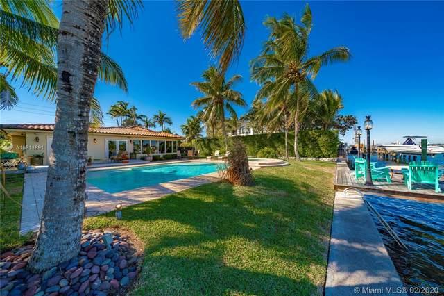 675 N Shore Dr, Miami Beach, FL 33141 (MLS #A10811891) :: Julian Johnston Team