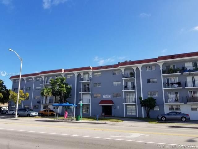 13725 NE 6th Ave #404, North Miami, FL 33161 (MLS #A10811942) :: Dalton Wade Real Estate Group