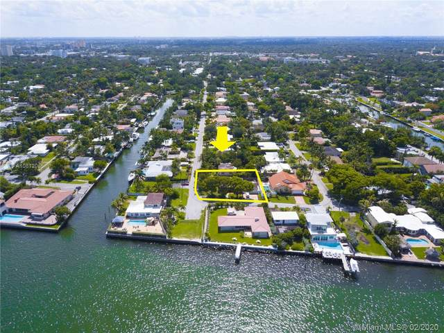 8700 N Bayshore Dr, Miami, FL 33138 (MLS #A10812085) :: The Howland Group