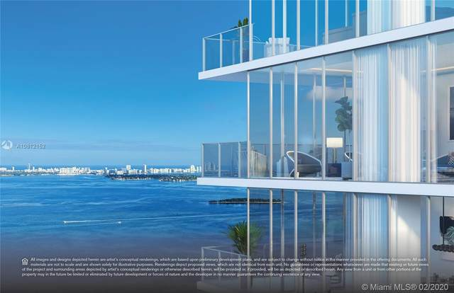 788 NE 23 #5402, Miami, FL 33137 (MLS #A10812152) :: Ray De Leon with One Sotheby's International Realty