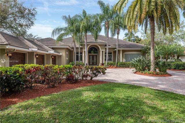 10805 Indian Trl, Cooper City, FL 33328 (MLS #A10812164) :: Castelli Real Estate Services