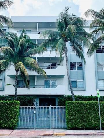 1610 Lenox Ave #202, Miami Beach, FL 33139 (MLS #A10812180) :: The Jack Coden Group