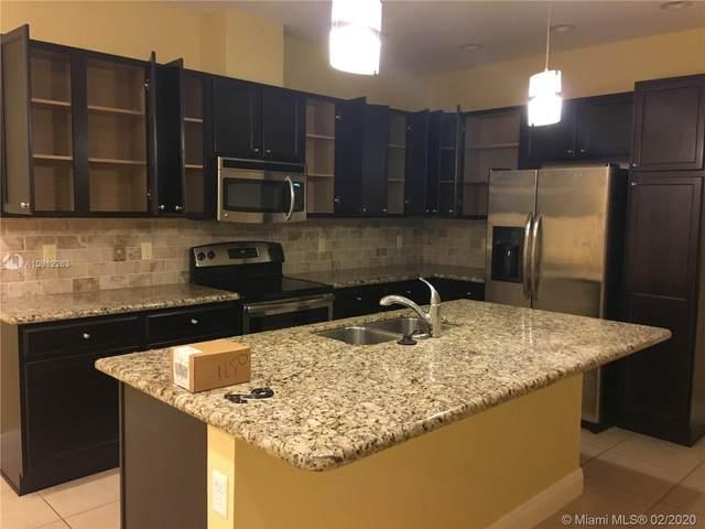 2903 Tortola Way #2903, Cooper City, FL 33024 (MLS #A10812263) :: Green Realty Properties