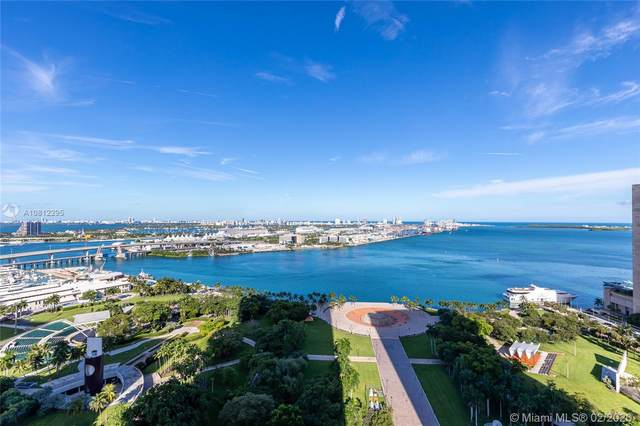 50 Biscayne Blvd #2910, Miami, FL 33132 (MLS #A10812295) :: Berkshire Hathaway HomeServices EWM Realty
