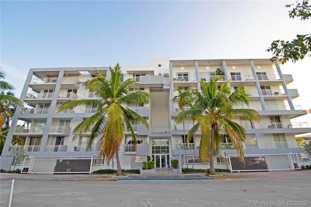 7832 Collins Ave #207, Miami Beach, FL 33141 (MLS #A10812352) :: Castelli Real Estate Services