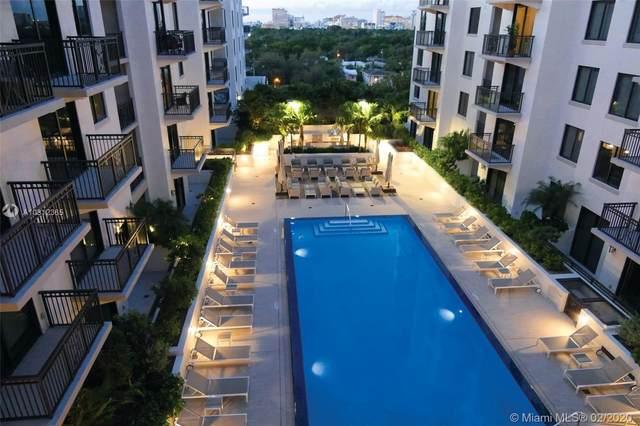 301 Altara Avenue #907, Miami, FL 33146 (MLS #A10812365) :: Berkshire Hathaway HomeServices EWM Realty