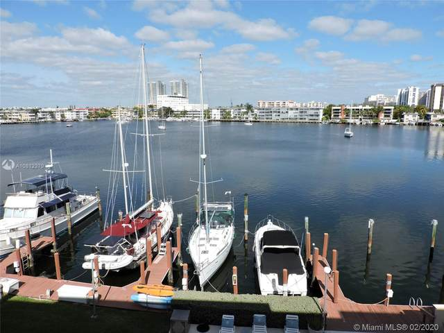 200 Golden Isles Dr #403, Hallandale Beach, FL 33009 (MLS #A10812379) :: The Teri Arbogast Team at Keller Williams Partners SW