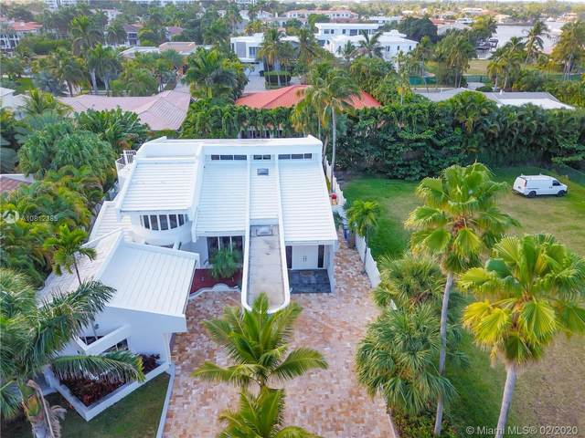 616 Ocean Blvd, Golden Beach, FL 33160 (MLS #A10812385) :: ONE Sotheby's International Realty