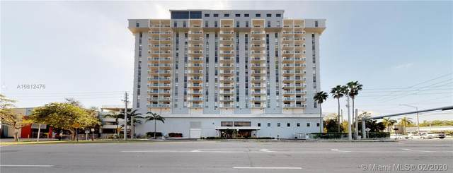 13499 Biscayne Blvd #807, North Miami, FL 33181 (MLS #A10812476) :: Grove Properties