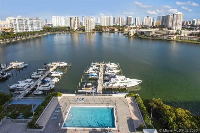 18041 SE Biscayne Blvd #1605, Aventura, FL 33160 (#A10812544) :: Real Estate Authority