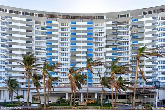 100 Lincoln Rd #708, Miami Beach, FL 33139 (MLS #A10812598) :: The Paiz Group