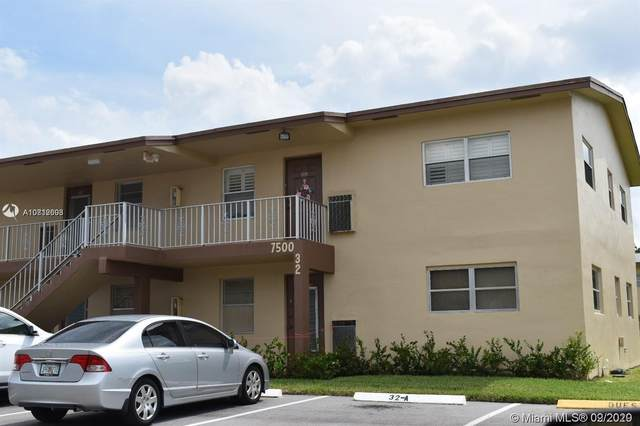 7500 NW 5th Pl #202, Margate, FL 33063 (#A10812608) :: Real Estate Authority