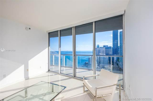 495 Brickell Ave #2903, Miami, FL 33131 (MLS #A10812723) :: Berkshire Hathaway HomeServices EWM Realty