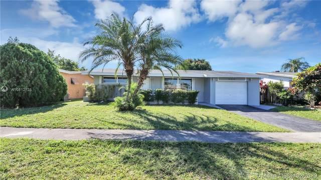 8330 NW 25th St, Sunrise, FL 33322 (MLS #A10812725) :: Berkshire Hathaway HomeServices EWM Realty