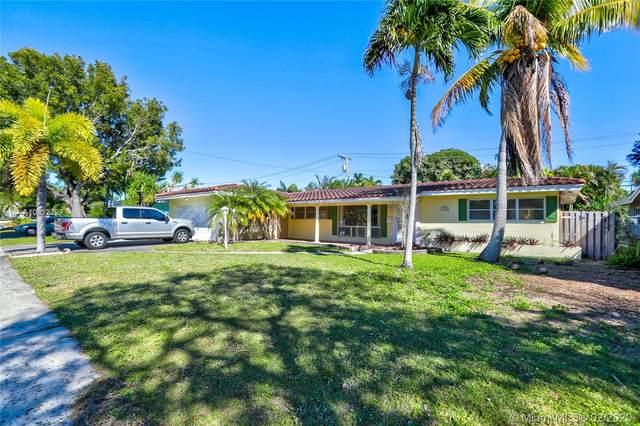 5680 NE 21st Dr, Fort Lauderdale, FL 33308 (MLS #A10812727) :: RE/MAX