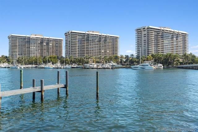 2 Grove Isle Dr B402, Miami, FL 33133 (MLS #A10812779) :: Berkshire Hathaway HomeServices EWM Realty