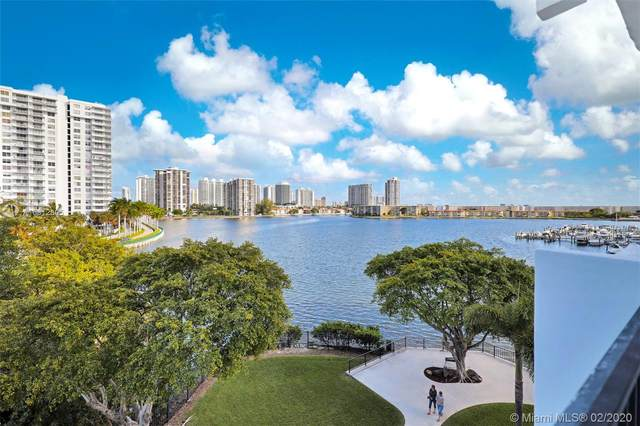 2780 NE 183rd St #417, Aventura, FL 33160 (MLS #A10812805) :: Green Realty Properties