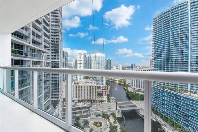 465 Brickell Ave #2704, Miami, FL 33131 (MLS #A10813004) :: Berkshire Hathaway HomeServices EWM Realty