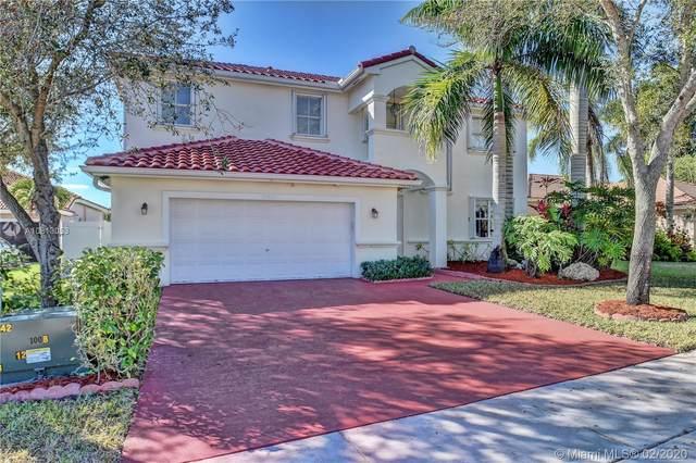 18856 NW 23rd Pl, Pembroke Pines, FL 33029 (MLS #A10813053) :: Castelli Real Estate Services
