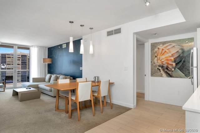 2602 E Hallandale Beach Blvd R809, Hallandale Beach, FL 33009 (MLS #A10813099) :: Castelli Real Estate Services