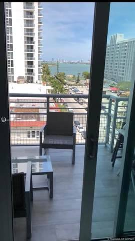 2200 NE 4th Ave #602, Miami, FL 33137 (MLS #A10813175) :: The Howland Group