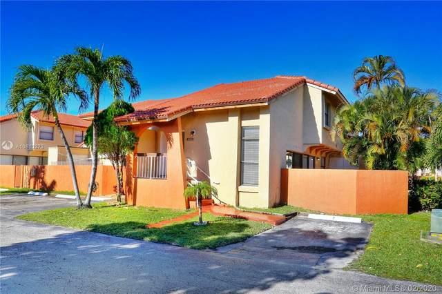 10005 NW 9th St Cir 2-16, Miami, FL 33172 (MLS #A10813273) :: Green Realty Properties