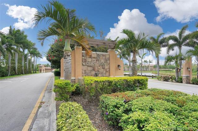 1306 SW 147th Ter, Pembroke Pines, FL 33027 (MLS #A10813317) :: THE BANNON GROUP at RE/MAX CONSULTANTS REALTY I