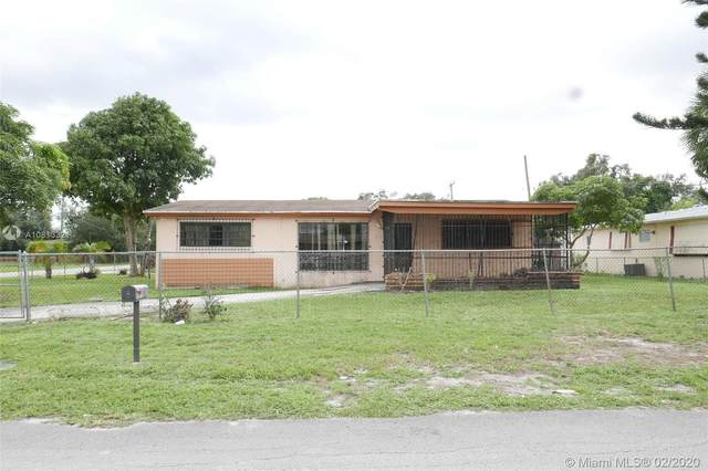 2500 NW 108th St, Miami, FL 33167 (MLS #A10813321) :: Berkshire Hathaway HomeServices EWM Realty