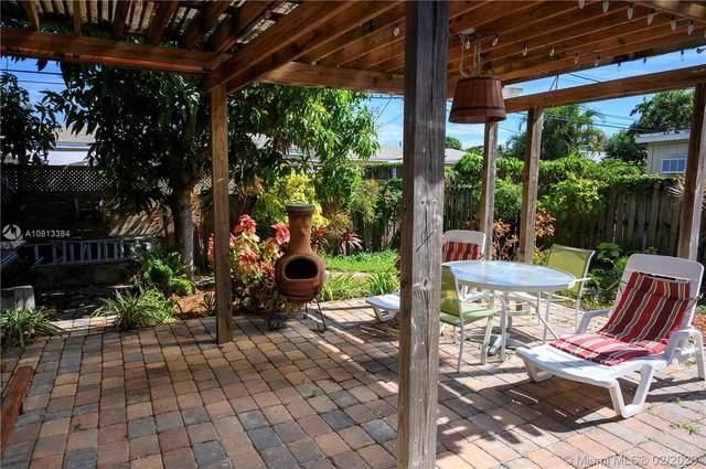 5432 NE 4th Ave, Oakland Park, FL 33334 (MLS #A10813384) :: Grove Properties