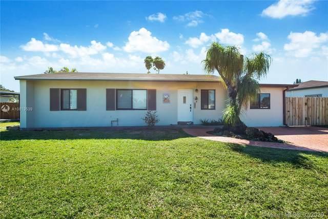 7460 SW 33rd St, Miami, FL 33155 (MLS #A10813539) :: Green Realty Properties