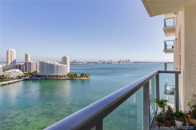 1155 Brickell Bay Dr #2508, Miami, FL 33131 (#A10813739) :: Real Estate Authority