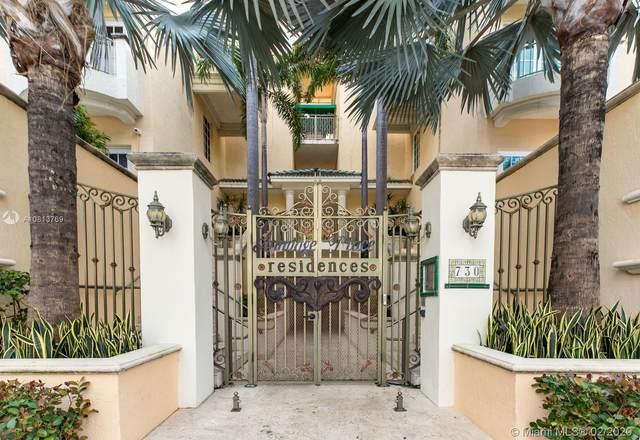 730 3rd St #102, Miami Beach, FL 33139 (MLS #A10813769) :: The Paiz Group