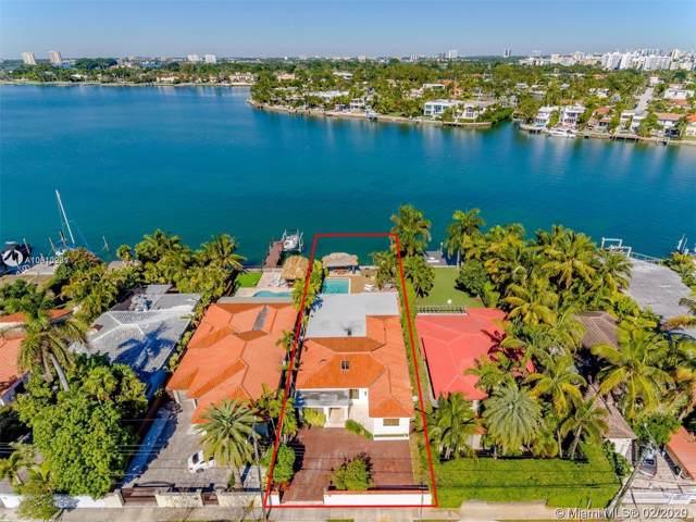 901 Stillwater Dr, Miami Beach, FL 33141 (MLS #A10813981) :: Castelli Real Estate Services