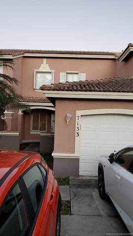 7133 SW 164th Ct #7133, Miami, FL 33193 (MLS #A10813996) :: THE BANNON GROUP at RE/MAX CONSULTANTS REALTY I